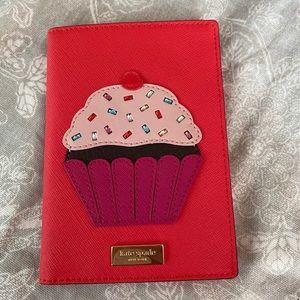 Kate spade cupcake wallet